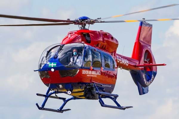GDAAS In The Air By Airbus Helicopters